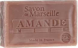 Düfte, Parfümerie und Kosmetik Natürliche Seife mit süßem Mandelöl und Honig - Le Chatelard 1802 Almond & Honey Soap