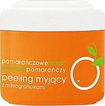 Düfte, Parfümerie und Kosmetik Körperpeeling mit Orangenbutter - Ziaja Body Peeling
