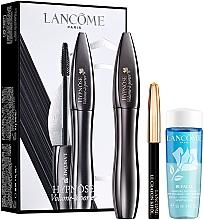 Düfte, Parfümerie und Kosmetik Gesichtspflegeset - Lancome Hypnose Volume-A-Porte (Wmperntusche 6.5ml + Augenkonturenstift 0.7g + Make-up Entferner 30ml)