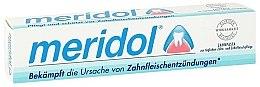 Düfte, Parfümerie und Kosmetik Zahnpasta gegen Zahnfleischentzündungen - Meridol
