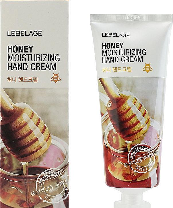 Feuchtigkeitsspendende Handcreme mit Honig - Lebelage Honey Moisturizing Hand Cream