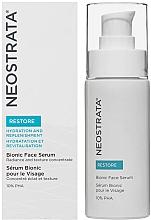 Düfte, Parfümerie und Kosmetik Regenerierendes Bionic-Gesichtsserum für strahlende Haut - Neostrata Restore Bionic Face Shine & Texture Improvement Serum