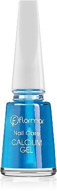 Nagellack - Flormar Nail Care Calcium Gel — Bild N1