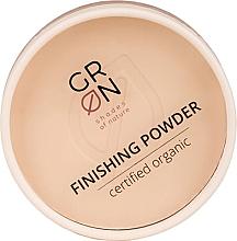 Düfte, Parfümerie und Kosmetik Kompaktpuder für das Gesicht für einen ebenmäßigen Teint und Matt-Effekt - GRN Finishing Powder