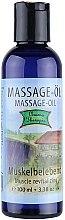 Massageöl Muskelbelebend - Styx Naturcosmetic Massage Oil — Bild N1