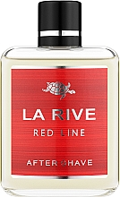 Düfte, Parfümerie und Kosmetik La Rive Red Line - After Shave