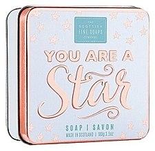 Düfte, Parfümerie und Kosmetik Parfümierte Körperseife - Scottish Fine Soaps You Are A Star Soap In A Tin