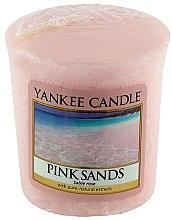 Düfte, Parfümerie und Kosmetik Votivkerze Pink Sands - Yankee Candle Pink Sands Sampler Votive