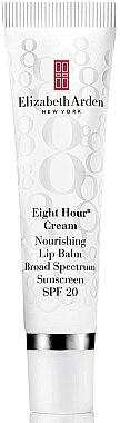 Lippenbalsam - Elizabeth Arden Eight Hour Cream Nourishing Lip Balm Broad Spectrum Sunscreen SPF 20 — Bild N1