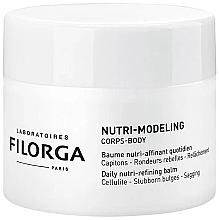 Düfte, Parfümerie und Kosmetik Pflegender und modellierender Anti-Cellulite Körperbalsam - Filorga Nutri Modeling Corps