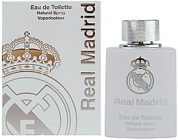 Düfte, Parfümerie und Kosmetik Air-Val International FC Real Madrid - Eau de Toilette