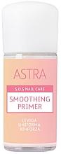 Düfte, Parfümerie und Kosmetik Glättender Nagelprimer - Astra Make-up Sos Nails Care Smoothing Primer