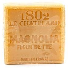 Düfte, Parfümerie und Kosmetik Naturseife Magnolia & Tea Flower - Le Chatelard 1802 Soap Magnolia Tea Flower