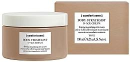 Düfte, Parfümerie und Kosmetik Pflegende und straffende Körpercreme für mehr Elastizität - Comfort Zone Body Strategist D-Age Cream