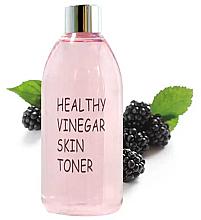 Düfte, Parfümerie und Kosmetik Aufhellendes Gesichtstonikum mit Maulbeerextrakt - Real Skin Healthy Vinegar Skin Toner Mulberry