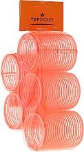 Düfte, Parfümerie und Kosmetik Lockenwickler 47 mm 5 St. 0478 - Top Choice Velcro