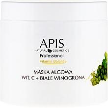 Düfte, Parfümerie und Kosmetik Alginatmaske für das Gesicht mit Vitamin C - APIS Professional Vitamin-Balance Algae Mask
