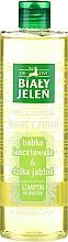 Düfte, Parfümerie und Kosmetik Pflegeshampoo für den täglichen Gebrauch mit Wegerich und Holzapfel - Bialy Jelen