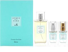 Düfte, Parfümerie und Kosmetik Acqua Dell Elba Altrove - Duftset (Eau de Parfum 100ml + Eau de Parfum Mini 15ml + Eau de Parfum Mini 15ml)