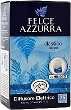 Düfte, Parfümerie und Kosmetik Elektrischer Diffusor Classico - Felce Azzurra Classico