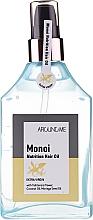 Düfte, Parfümerie und Kosmetik Feuchtigkeitsspendendes Haaröl mit Monoiöl - Welcos Around Me Monoi Nutrition Hair Oil