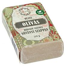 Düfte, Parfümerie und Kosmetik Mydło tłoczone na zimno Oliwa - Yamuna Olive Cold Pressed Soap