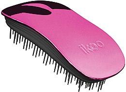 Düfte, Parfümerie und Kosmetik Haarbürste - Ikoo Home Cherry Metallic Brush