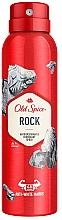 Düfte, Parfümerie und Kosmetik Deospray Antitranspirant - Old Spice Rock Antiperspirant & Deodorant Spray