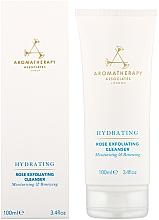 Düfte, Parfümerie und Kosmetik Reinigungspeeling für das Gesicht - Aromatherapy Associates Hydrating Rose Exfoliating Cleanser
