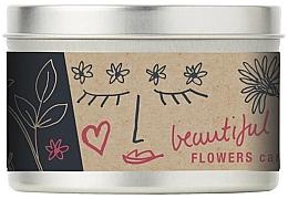 Düfte, Parfümerie und Kosmetik Duftkerze - Bath House Scented Candle Wild Flower
