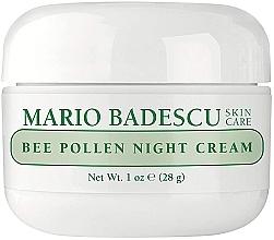 Düfte, Parfümerie und Kosmetik Nachtcreme mit Bienenpollen - Mario Badescu Bee Pollen Night Cream