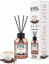 Düfte, Parfümerie und Kosmetik Aroma-Diffusor Coffee - Eyfel Perfume Reed Diffuser Coffee