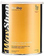 Düfte, Parfümerie und Kosmetik Enthaarungswachs zum warmen Epilieren von empfindlicher und trockener Haut Honig  - Peggy Sage