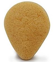 Düfte, Parfümerie und Kosmetik Konjac-Schwamm für das Gesicht in Tropfenform - Bebevisa Less Konjac Sponge