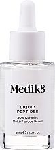 Düfte, Parfümerie und Kosmetik Anti-Aging Gesichtsserum mit flüssigen Peptiden - Medik8 Liquid Peptides