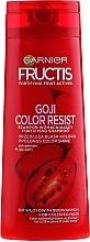 Düfte, Parfümerie und Kosmetik Kräftigendes Shampoo für coloriertes Haar - Garnier Fructis Goji Color Resist