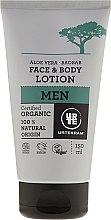 Düfte, Parfümerie und Kosmetik Gesichts- und Körperlotion für Männer mit Aloe Vera und Baobab - Urtekram Men Aloe Vera Baobab Face & Body Lotion