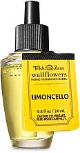 Düfte, Parfümerie und Kosmetik Bath and Body Works Limoncello Wallflowers Fragrance Refill - Aroma-Diffusor Limoncello (Refill)