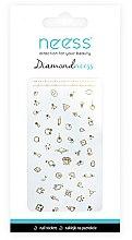 Düfte, Parfümerie und Kosmetik Nagelaufkleber 3711 - Neess Diamondneess