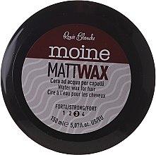 Düfte, Parfümerie und Kosmetik Haarwachs mit Matt-Effekt Starker Halt - Renee Blanche Moine Matt Wax