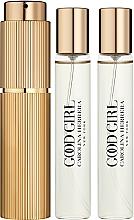 Düfte, Parfümerie und Kosmetik Carolina Herrera Good Girl Travel - Duftset (Eau de Parfum Mini 3x20ml)