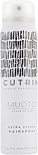 Düfte, Parfümerie und Kosmetik Haarstylingspray Extra starker Halt - Cutrin Muoto Extra Strong Hairspray