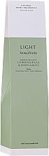 Düfte, Parfümerie und Kosmetik Raumerfrischer Zitronengras & Bergamotte - AromaWorks Light Range Lemongrass & Bergamot Reed Diffuser