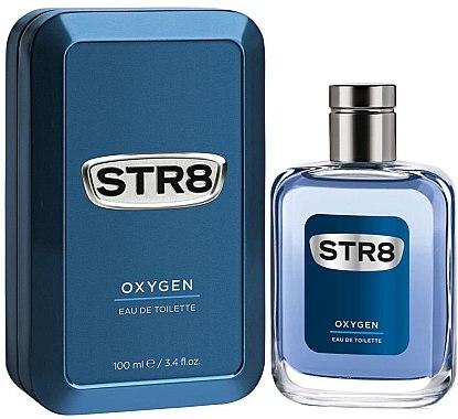 STR8 Oxygen - Eau de Toilette