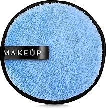 Düfte, Parfümerie und Kosmetik Waschpuff zum Abschminken blau - MakeUp Makeup Cleansing Sponge Blue