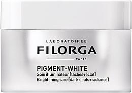 Düfte, Parfümerie und Kosmetik Aufhellende Anti-Aging Gesichtscreme mit Vitamin C - Filorga Pigment White Brightening Care