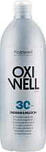 Düfte, Parfümerie und Kosmetik Entwicklerlotion 9% - Kosswell Professional Oxidizing Emulsion Oxiwell 9% 30 vol