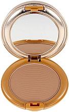 Düfte, Parfümerie und Kosmetik Gesichtspuder - Kanebo Sensai Silky Bronze Natural Veil Compact