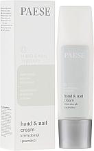 Düfte, Parfümerie und Kosmetik Regenerierende Hand- und Nagelcreme mit Kakaobutter - Paese Hand & Nail Therapy Cream
