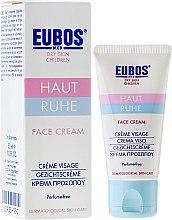 Düfte, Parfümerie und Kosmetik Gesichtscreme für Kinder - Eubos Med Dry Skin Children Face Cream